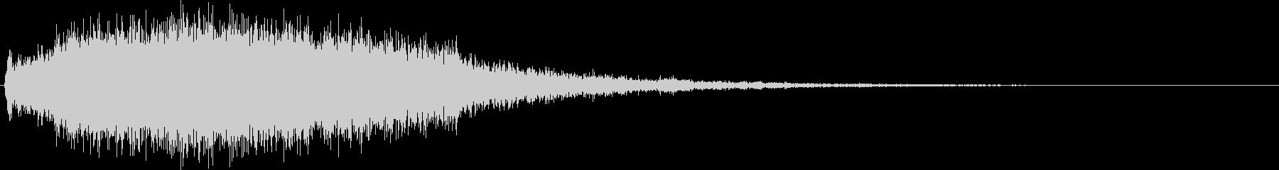 CINEMATIC BRAAMS_09の未再生の波形