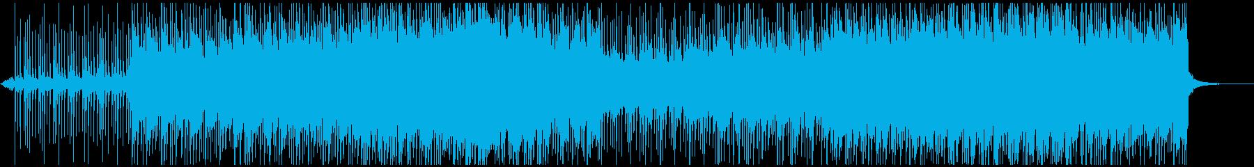 Cold Waterの再生済みの波形