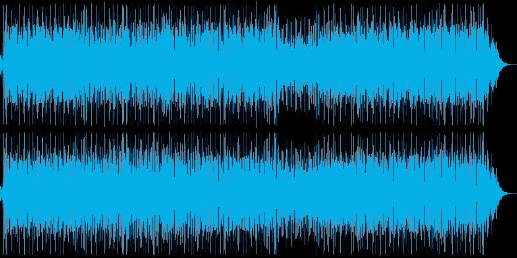 70年代風ソウル・ディスコの再生済みの波形