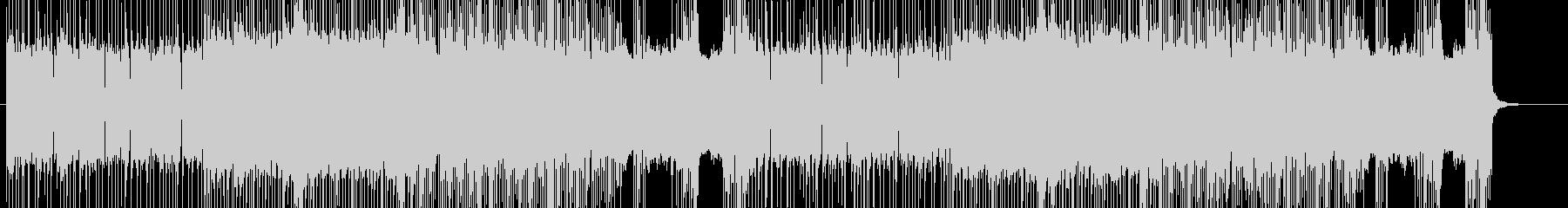 「HR/HM」「DARK」BGM201の未再生の波形