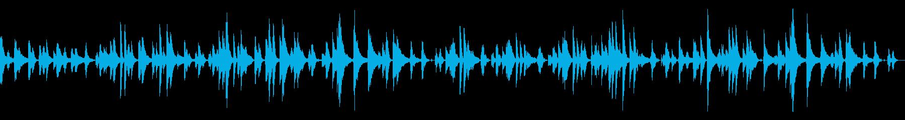 ピアノトリオによるボサノヴァ~ループ可~の再生済みの波形