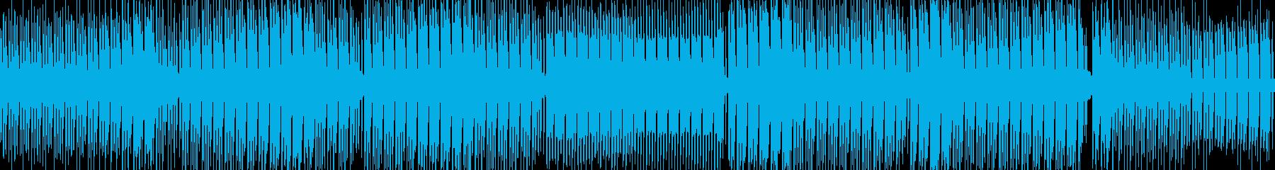 電子的でミニマリスト。トランスダン...の再生済みの波形