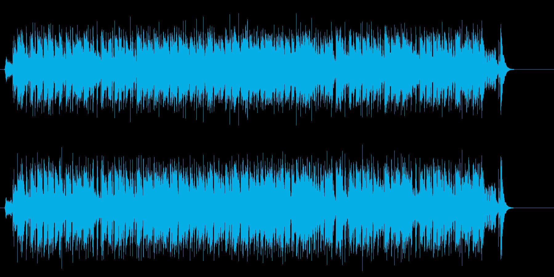 はつらつダイナミック・アンサンブルの再生済みの波形