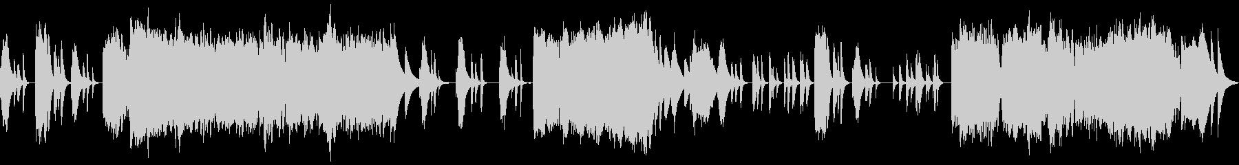 テンペスト第1/ベートーベン・オルゴールの未再生の波形