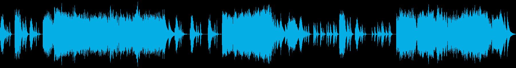テンペスト第1/ベートーベン・オルゴールの再生済みの波形