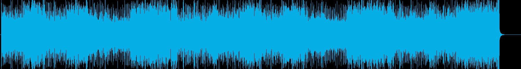 「HR/HM」「DEATH」BGM177の再生済みの波形