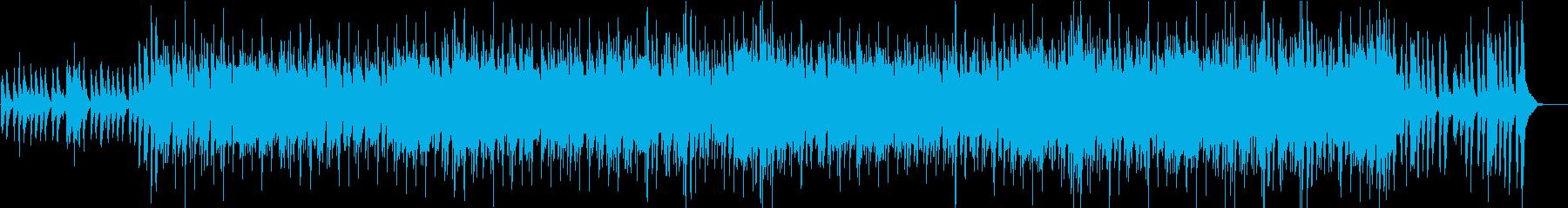 賑やかで軽快なサンバ、ラテン好きな人必聴の再生済みの波形