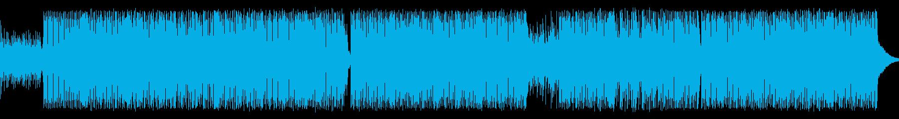 トラップ ヒップホップ R&B ほ...の再生済みの波形