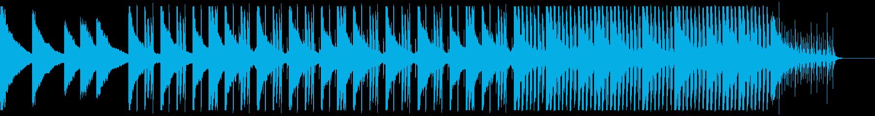 企業VP用BGM クール&洗練 Aの再生済みの波形