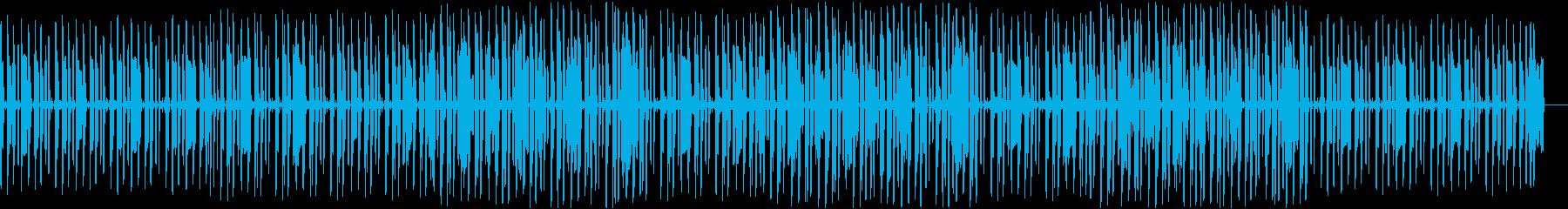 謎解き・推理・探偵・サスペンスの再生済みの波形