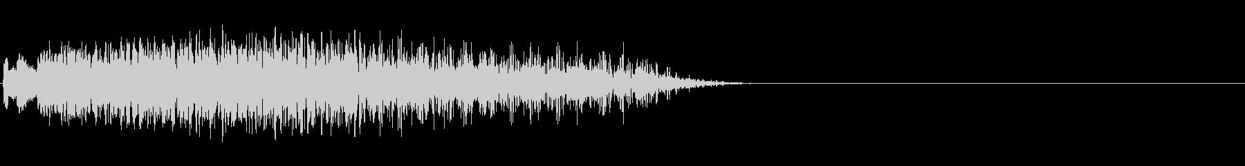 グランド・ピアノ:ファースト・グリ...の未再生の波形
