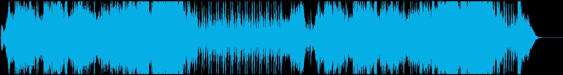 導入に使えるパワフルで壮大なオーケストラの再生済みの波形