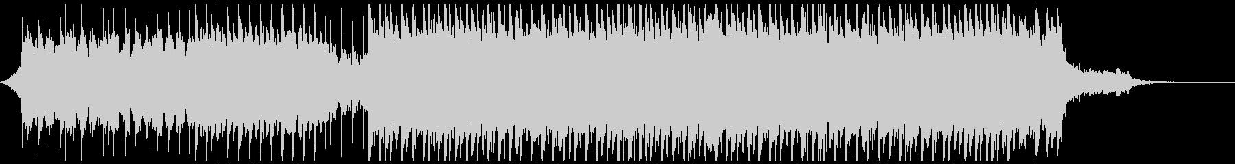 ポジティブになる(60秒)の未再生の波形