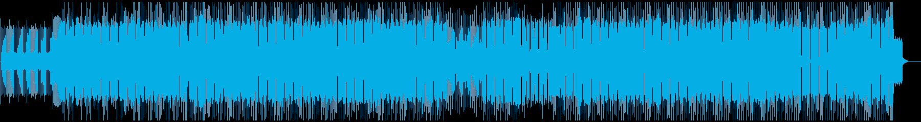90年代風ディープハウス、グルーヴィー!の再生済みの波形