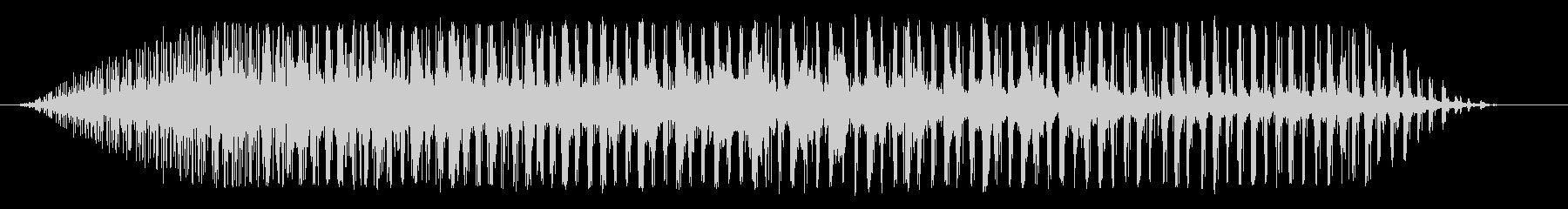 エルロシオアンビエンテビレッジの未再生の波形
