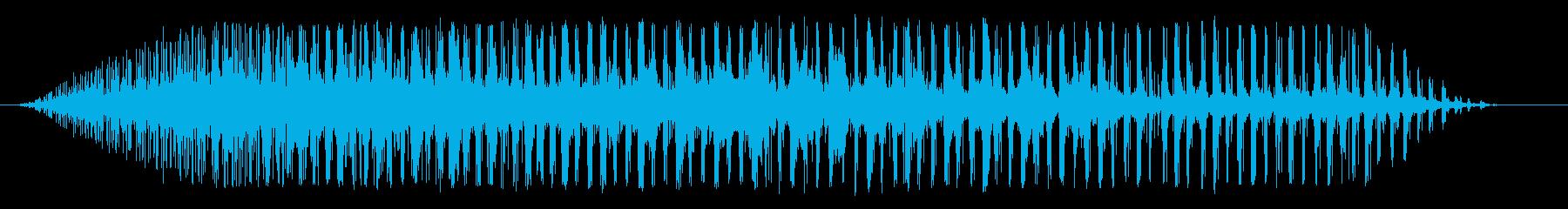 エルロシオアンビエンテビレッジの再生済みの波形