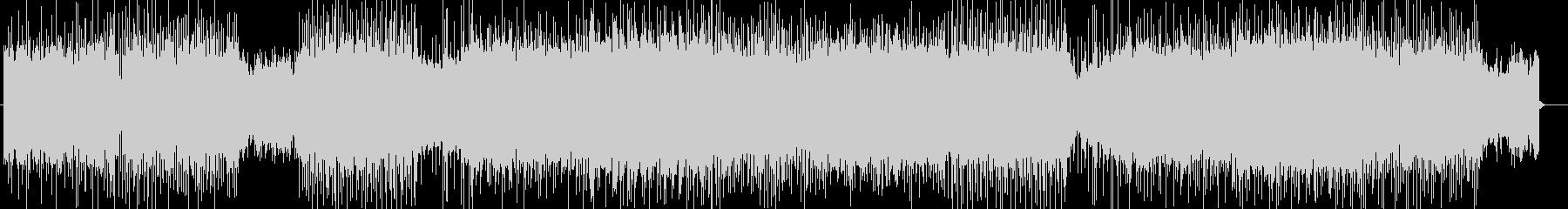 DEATH METAL 勢 BGM152の未再生の波形