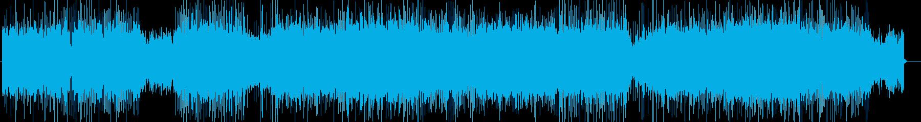 DEATH METAL 勢 BGM152の再生済みの波形