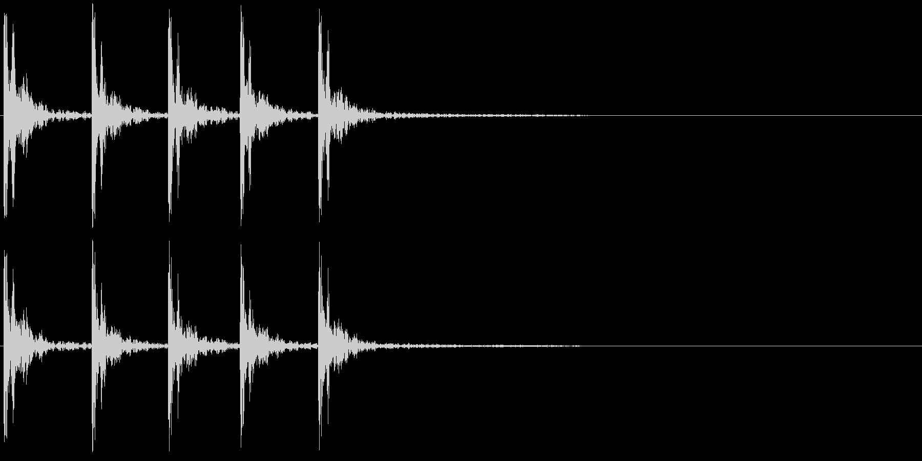 低音:ハードヒット、漫画コメディパ...の未再生の波形