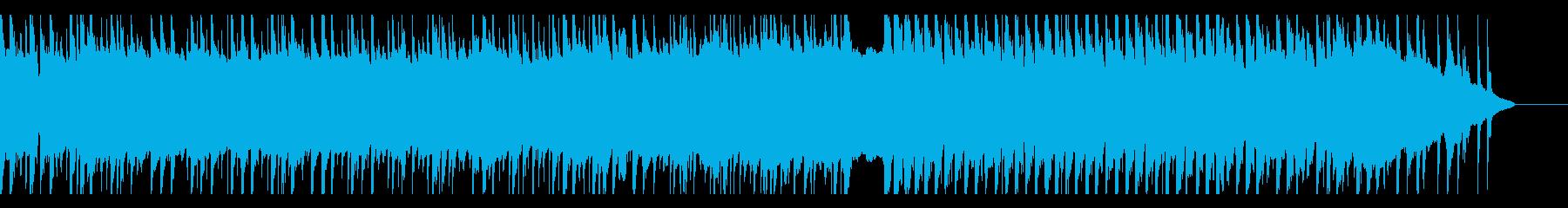 すぐに認識できるソニックパレットを...の再生済みの波形