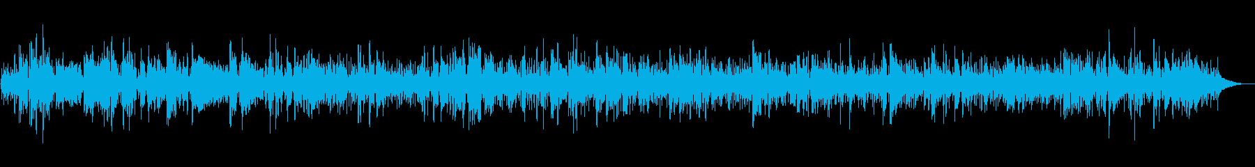 洋楽JAZZ・ムード・カフェBGMの再生済みの波形