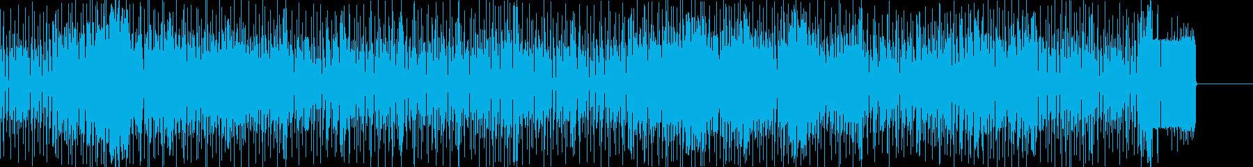 elusiveとは神出鬼没と言う意味で…の再生済みの波形