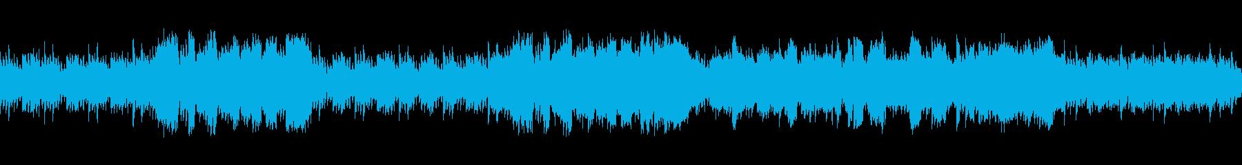 ミステリアス ループ FF風の再生済みの波形