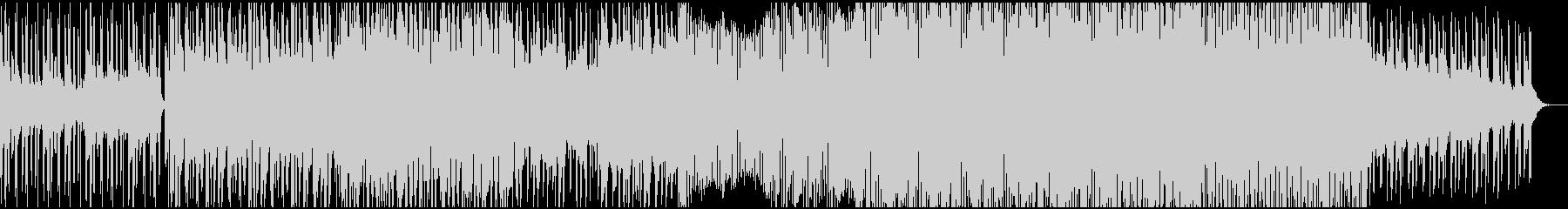 クールドラマティックなフューチャービートの未再生の波形