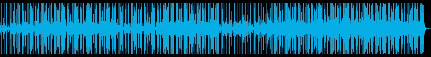 【短いVer4】スローファンクロックの再生済みの波形