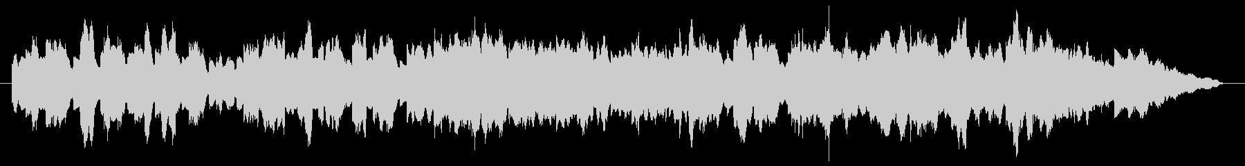 music box 2の未再生の波形