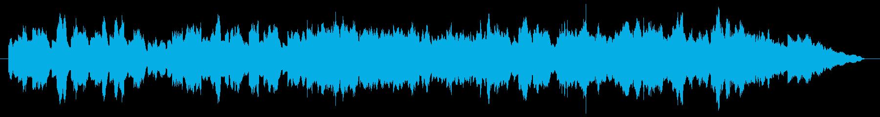 music box 2の再生済みの波形