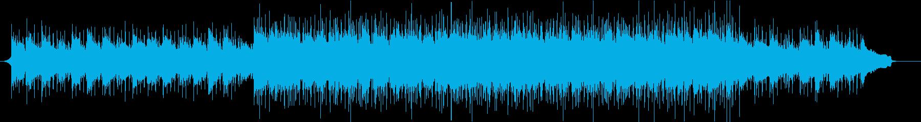 VP系26/ショート、高揚感、躍動ロックの再生済みの波形