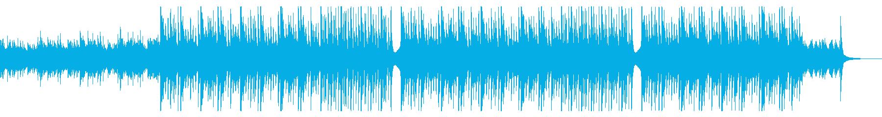 プロモーション・爽やか・流通・未来の再生済みの波形