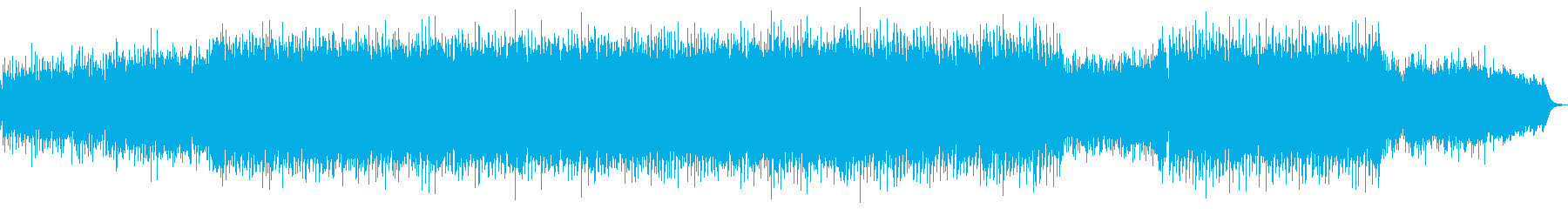 ピアノとストリングスの輝かしいポップスの再生済みの波形