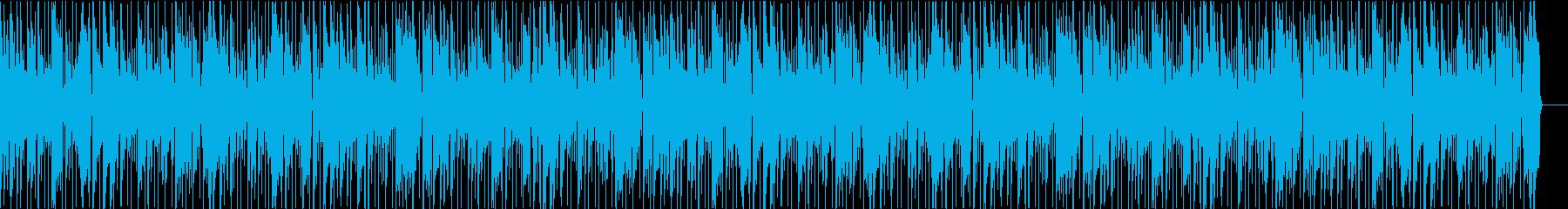 暗い洞穴・洞窟・ダンジョン・調査・ゲームの再生済みの波形