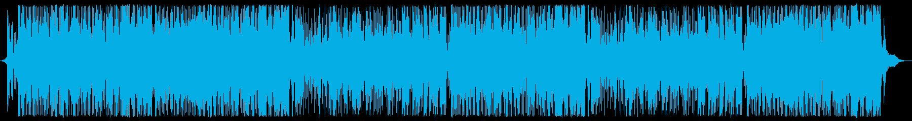 バイオリンソナタ 春 POP remixの再生済みの波形