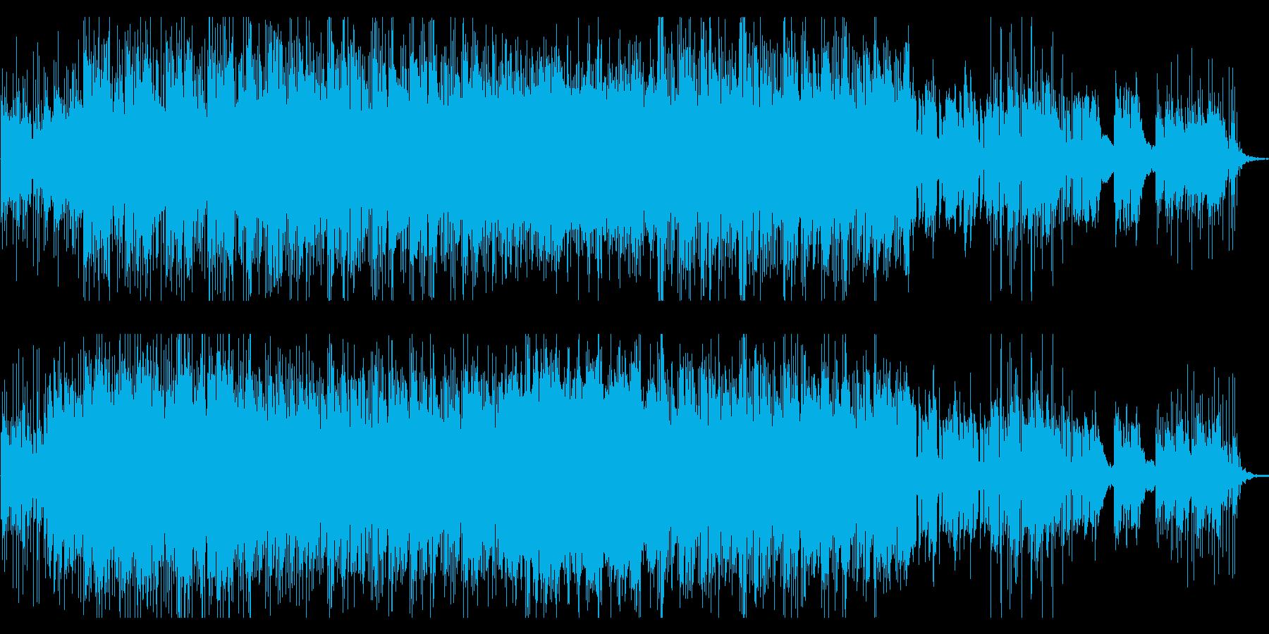 【企業PV】軽快で爽やかなPopsの再生済みの波形