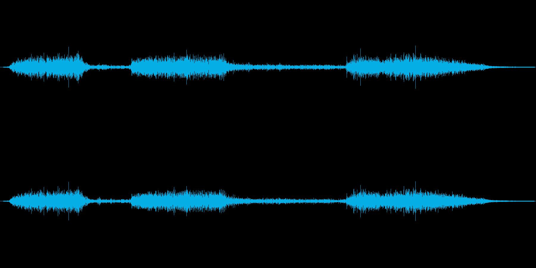 火炎放射器 ロングマルチ02の再生済みの波形