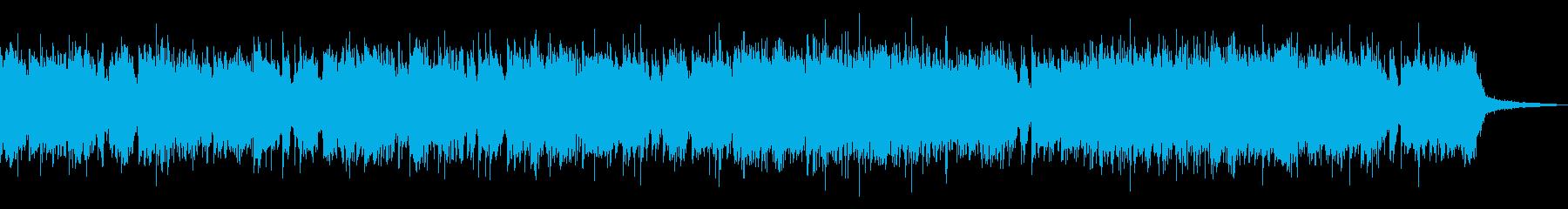 Brain Destruction30秒の再生済みの波形