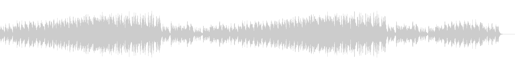 A song that suits science, technology, and biological images's unreproduced waveform