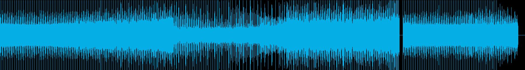ミニマルなテクノ/トランス、素晴ら...の再生済みの波形