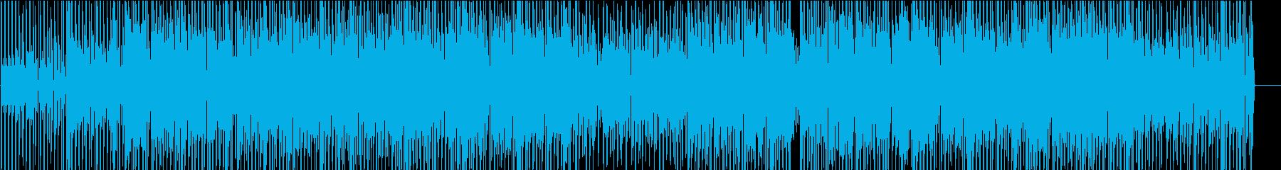 Seasons Passの再生済みの波形
