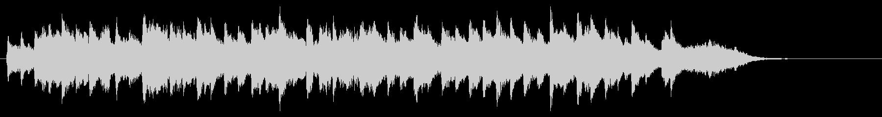 CMやVPにジングル品位あるオーケストラの未再生の波形
