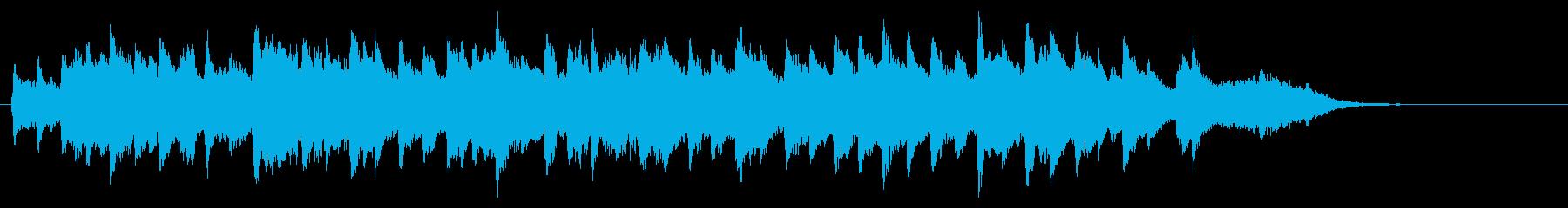 CMやVPにジングル品位あるオーケストラの再生済みの波形