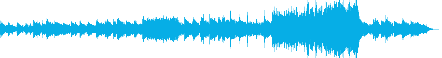 インディー センチメンタル 技術的...の再生済みの波形