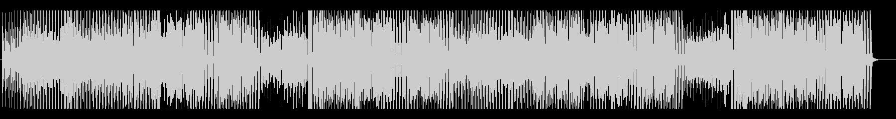 ダンサブルでパワフルなエレクトロポップの未再生の波形