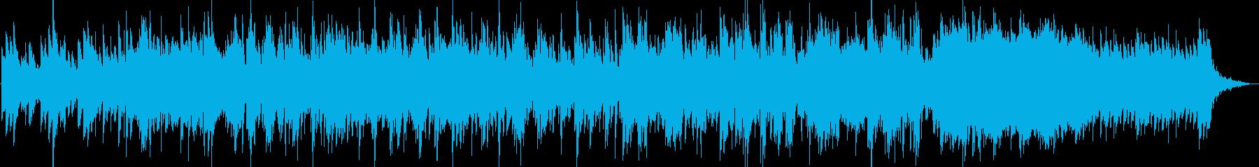スペーシーな、サイエンスフィクショ...の再生済みの波形