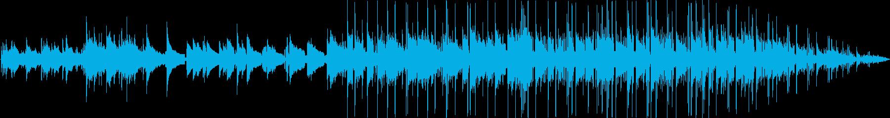 ラウンジ、ゆっくり、メロディアス。...の再生済みの波形
