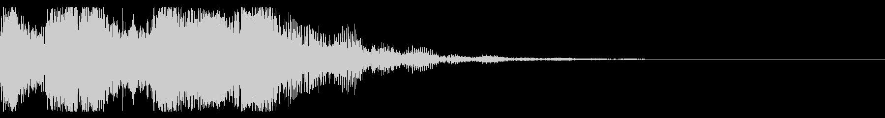 よお〜!ドン!/太鼓/歌舞伎ジングル41の未再生の波形