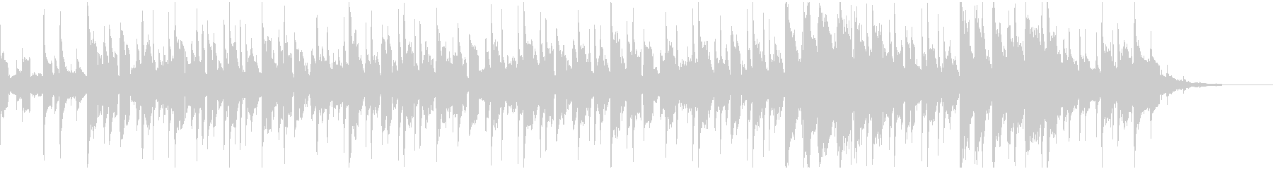 Electronic, mid-t...'s unreproduced waveform